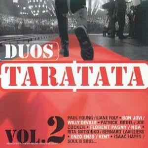 Duos Taratata Vol.2 [Import anglais]