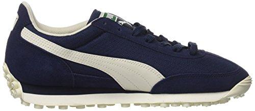 Basses Easy Classic peacoat gold Mixte Bleu whisper Puma Sneakers bfY76gy