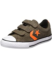 Converse Star Player Ev 3v Ox Engine Smoke - Tobillo bajo Unisex niños