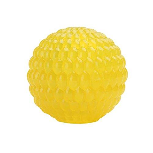 Pet harem- Hundebiss Beständig Essen Ball Reinigung Zähne Teddy Molar Rubber Ball Golden Retriever Große Hund Haustier Hund Spielzeug ( größe : M )