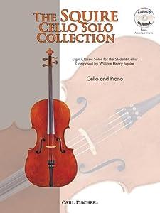Squire Cello Solo Collection (Book & CD)