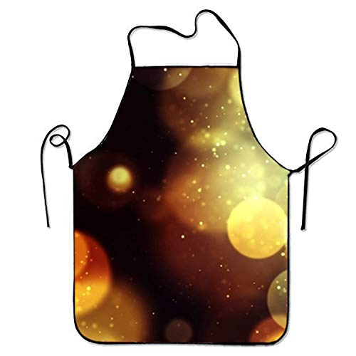 KLYDH Unisex Custom Aprons Light and Shadow Waterproof Cooking BBQ Apron Shadow Smock