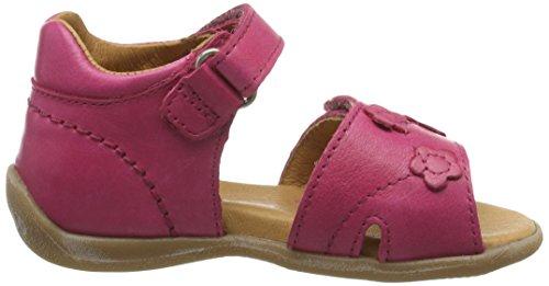 FRODDO Froddo Sandal Fuxia G2150065, Sandales Compensées fille Rot (Fuxia)