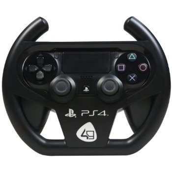 Playstation 4 Officially Licensed Compact Racing Wheel (PS4) from 4Gamers