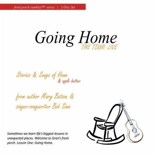 Going Home- the Tour Live by Bob Sima Sima Home Audio