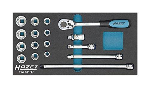 HAZET 163-181/17 Werkzeug-Satz