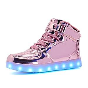 Voovix LED Zapatos con Mando