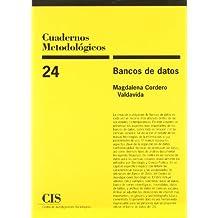 Bancos de datos (Cuadernos Metodológicos)