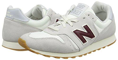 Avorio 45.5 EU New Balance Ml373v1 Sneaker Uomo Off White Scarpe 1vh