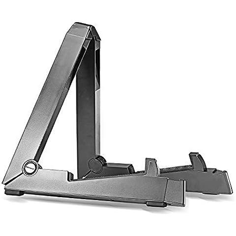 Neewer® Universal plegable plegable ligero portátil para guitarra a-frame soporte para guitarra acústica, Clásica, Electrónica, violín, ukelele