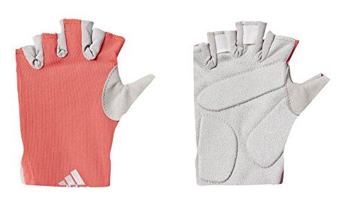adidas Damen Trainingshandschuhe Climacool Fitness Handschuhe, Rot, M