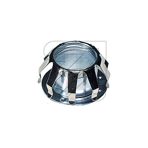 Glasfederhalter Lampen Leuchten Fassung E14 Leuchtenteile Kleinteile Fassungen