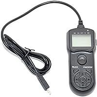 JJC Télécommande intervallomètre TM-F2 - pour Sony appareils photo avec Multi-Connector [Pour la com