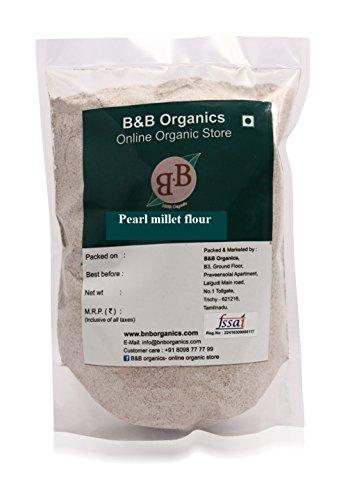 B&B Organics Pearl Millet Flour, 5 kg