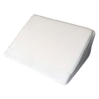 Aquamon Smart Deluxe Visco-Top Wedge Cushion  For water beds, box-spring beds and normal mattresses
