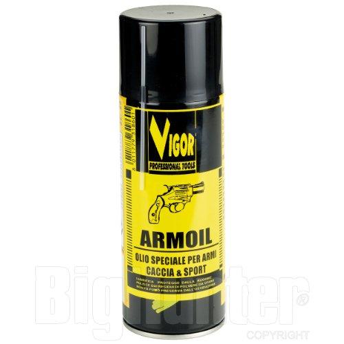 Olio speciale per armi, caccia e sport Armoil 400 ml
