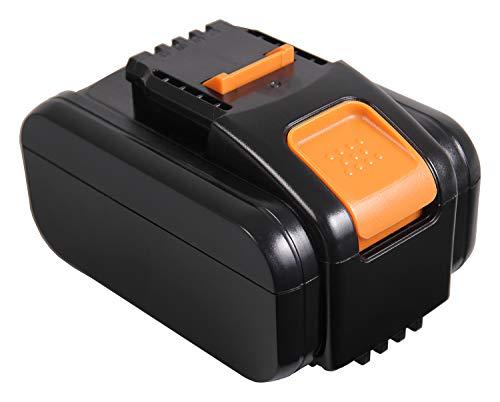 PATONA Batería WA3551.1 recargable 20V compatible con herramientas electricas de Worx, 4000mAh