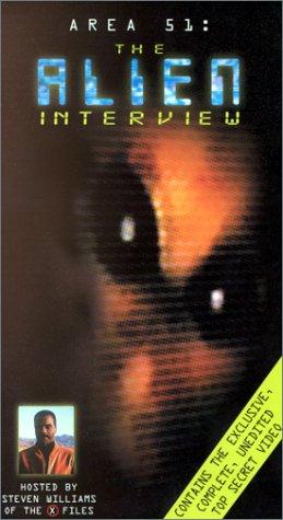 Preisvergleich Produktbild Area 51-Alien Interview [VHS]