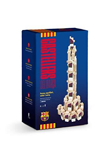 EL NAN TOYS - EL NAN CASTELLER FC BARCELONA PRODUCTO OFICIAL | 31 PIEZAS DE MADERA ESTAMPADAS El Nan Toys se caracteriza por la tradición, calidad y valores de sus juguetes. Ya que por una parte son todos sostenibles porque son fabricado...