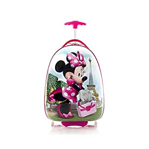 Heys Minnie Mouse Hardshell Luggage Case [In Paris!]