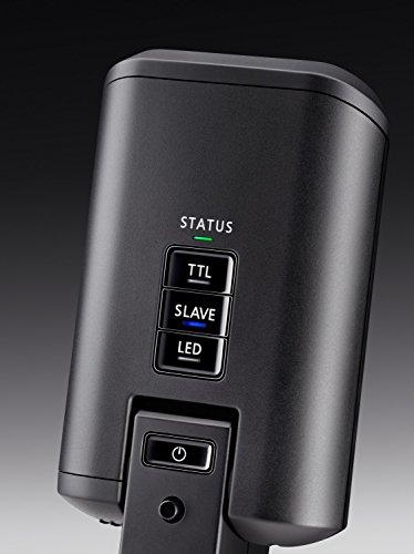 mecablitz 26 AF-2 für Olympus, Panasonic und Leica Kameras (DSLR und CSC) Sehr kompaktes Blitzgerät ideal für CSC-Kameras mit TTL, Leitzahl 26, LED-Videoleuchte etc.