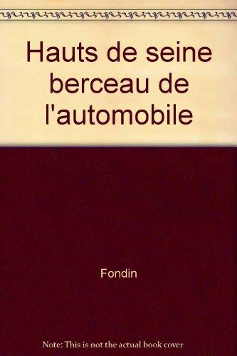 Hauts-de-Seine, berceau de l'automobile