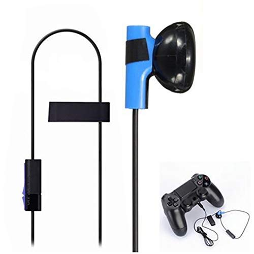 HeavFYj In-Ear-Kopfhörer für Sony Playstation PS4, zum Anklippen Sony Zip