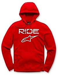 e629884ab333 Amazon.fr   Rouge - Sweats à capuche   Sweats   Vêtements