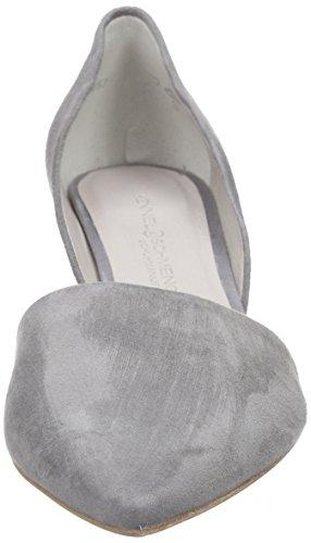 Kennel Und Schmenger Schuhmanufaktur Selma, Chaussures à talons - Avant du pieds couvert femme Gris - Grau (grey 396)