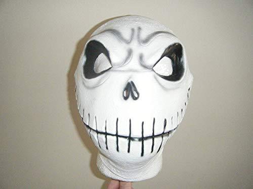 WRESTLING MASKS UK The Nightmare Before Christmas Latex Universal Maske !!! (Before Christmas-maske Nightmare)