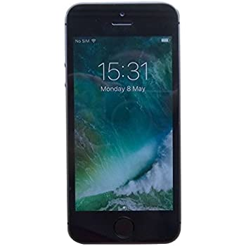 Apple iPhone 5s 4G 16GB Grey - smartphones (1136 x 640 pixels, 800:1, Multi-touch, Apple, A7, Not supported)