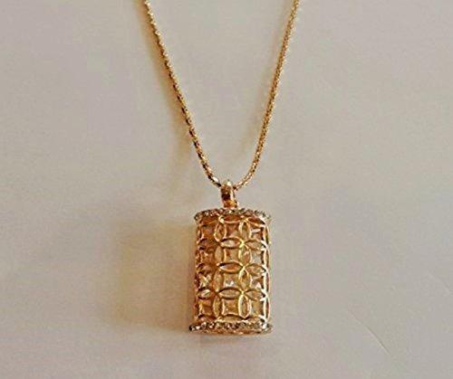 fashion-party-joyas-color-dorado-metal-cadena-con-lampara-de-techo-rectangular-con-un-mechon-largo-c