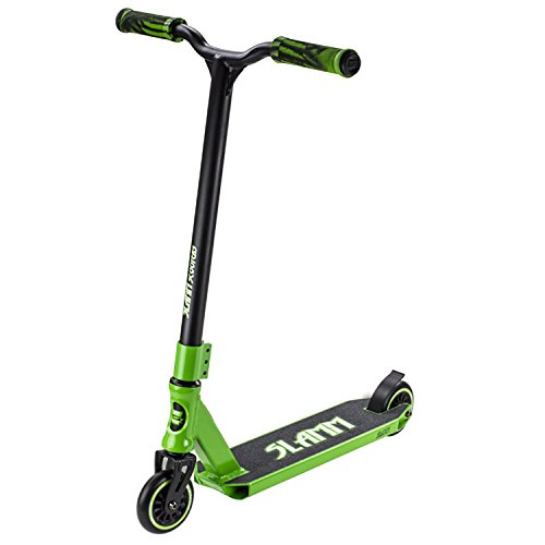 Slamm Tantrum-6 Scooter Green-O/S -