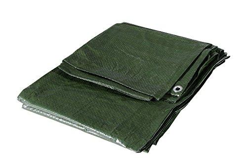Œillets bâche Vert 6 x 8 Vert