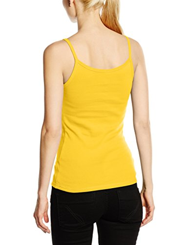 Fruit of the Loom T-Shirt Donna Amarillo (Sunflower Yellow)