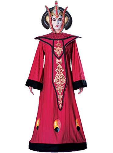 Rubie's Kostüm Königin Padmé Amidala Deluxe (Deluxe Padme Amidala Kostüm)