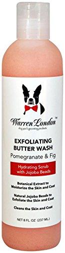 Warren London Peeling Butter Pet Wash Granatapfel und Feige, 236ml -