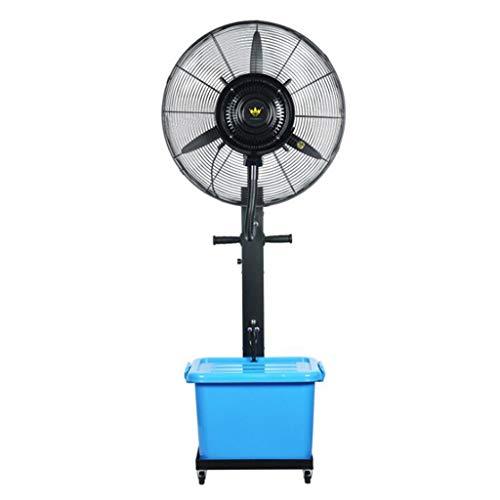QW Vertikaler beschwerender Ventilator im Freien großer Zerstäubungs-Luftbefeuchter-Haushalts-Energieeinsparung kühlen Unten für Schlafzimmer-Küche 260W ab