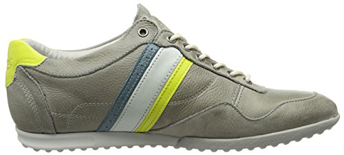 Cycleur de luxe CRASH, Baskets homme Vert - Grün (LIGHT GREEN / POISON GREEN/TAILOR GREY /OFF WHITE)
