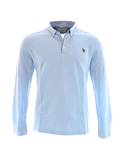 us-polo-association-polo-homme-bleu-bleu-ciel-bleu-x-large