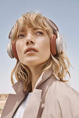 Bang & Olufsen Beoplay H9i Bluetooth Over-Ear Kopfhörer (Drahtloser, Active Noise Cancellation, Transparenz-Modus und Mikrofon) Terracotta (Limited Edition) - 6