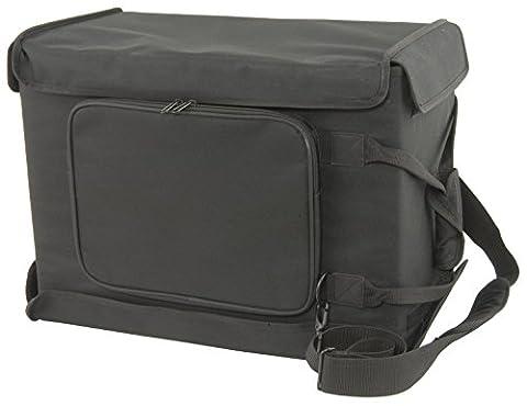chord RACKBAG4U 4U 19-Inch Rack Bag for DJ Equipment