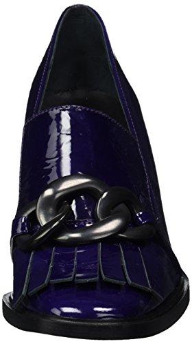 Paco Gil Damen P-3352 Mokassin Violett (Mulberry)