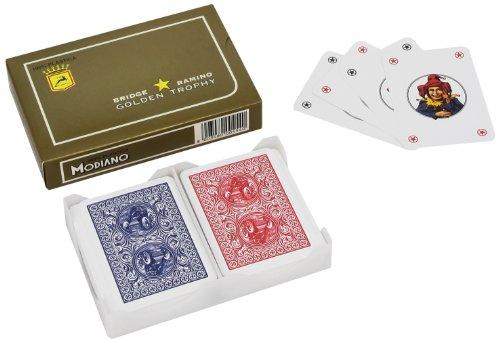Modiano Rommé Golden Trophy Spielkarten Preisvergleich