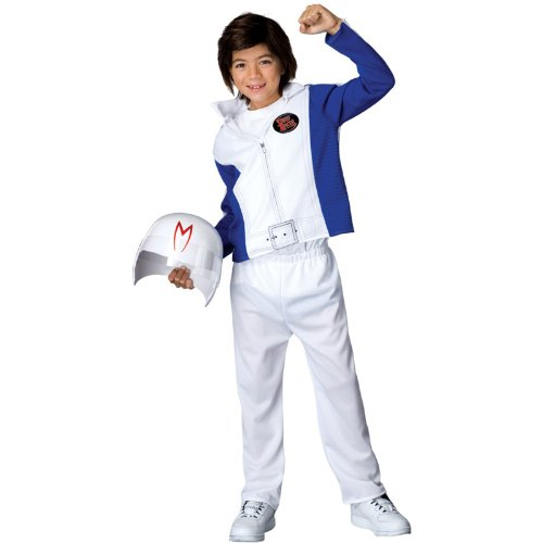 Speed Racer The Movie Speed Racer Child Costume Large (Speed Racer Kostüm)