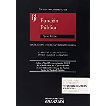 Función Pública (5ª Ed.) (Código con Jurisprudencia)
