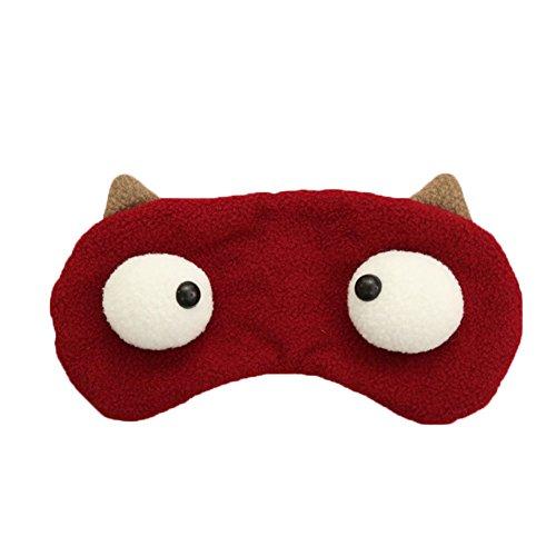 LOSORN ZPY Augenmaske Schlafmaske 3D Augapfel Reisen Schlaf-Beihilfen Augen Maske Nachtmaske