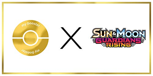Box #myboost LYCANROC GX (Wolwerock) 74/145 - Sun and Moon 2 - 10 English Karten Pokemon