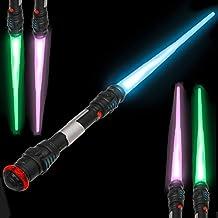 108cm Laserschwert Lichtschwert Laser Sword Schwert mit Licht, Sound & Vibration
