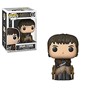 Pop! Game of Thrones - Figura de Vinilo BRAN Stark 7